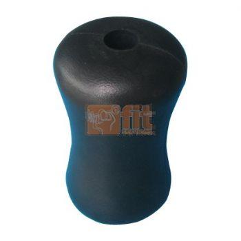 Manchon en mousse haute densitée concave pour barre 25/28 mm  18 cm x 10 cm