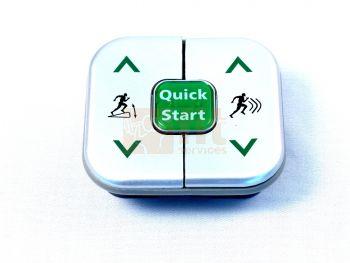 Dpad 5 boutons pour elliptique Precor  PRE-48769113