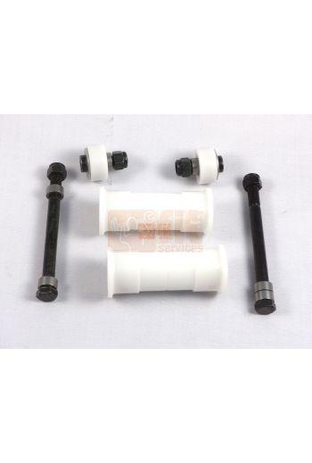 Kit rouleaux de siège (rouleaux hauts et axes, rouleaux bas et axes)